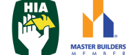 accreditation HIA and Master Builders Logos